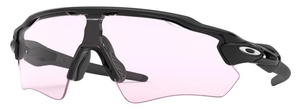 Oakley RADAR EV PATH OO9208 Polished Black / prizm low light
