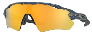 Oakley RADAR EV PATH OO9208 Splatter Poseidon / 24k Iridium