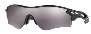 Oakley RADARLOCK PATH (Asian Fit) OO9206 41 Polished Black with Prizm Black Lenses