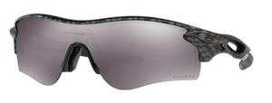 Oakley RADARLOCK PATH (Asian Fit) OO9206 44 Carbon Fiber with Prizm Black Lenses