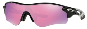Oakley RADARLOCK PATH (Asian Fit) OO9206 25 Polished Black with Prizm Golf Lenses