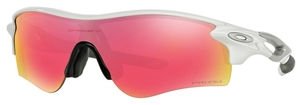 Oakley RADARLOCK PATH (Asian Fit) OO9206 Polished White with Prizm Baseball Outfield Lenses  26