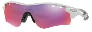 Oakley RADARLOCK PATH (Asian Fit) OO9206 27 Polished White with Prizm Road Lenses