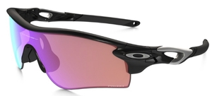 Oakley Radarlock Path Prizm Golf OO9181-42 Polished Black with Prizm Golf Lenses 24-428