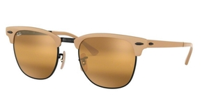 Ray Ban RB 3716 Clubmaster Sunglasses
