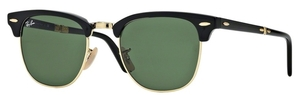 Ray Ban RB2176 CLUBMASTER FOLDING Sunglasses