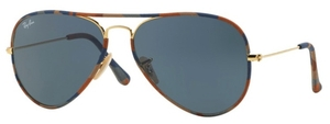 Ray Ban RB3025JM Gold with Grey Lenses