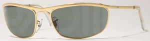Ray Ban RB3119 OLYMPIAN Sunglasses