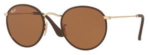 Ray Ban RB3475Q ROUND CRAFT Sunglasses