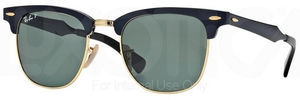 Ray Ban RB3507 Clubmaster Aluminum