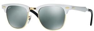 Ray Ban RB3507 Clubmaster Aluminum Eyeglasses