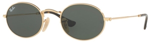 Ray Ban RB3547N OVAL Sunglasses