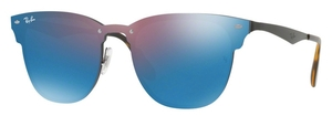 Ray Ban RB3576N Blaze Clubmaster Sunglasses