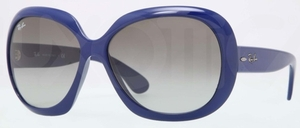 Ray Ban RB4098 Blue with Grey Gradient Lenses