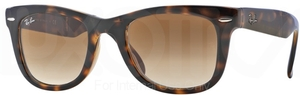 Ray Ban RB4105 Folding Wayfarer