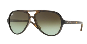 Ray Ban RB4125 CATS 5000 Havana