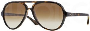 Ray Ban RB4125 CATS 5000 Sunglasses