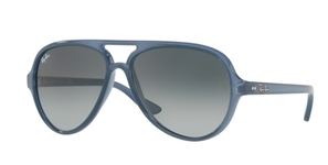 Ray Ban RB4125 CATS 5000 Transparent Light Blue