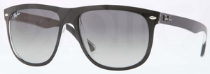 Ray Ban RB4147 Black with Crystal Grey Gradient Lenses