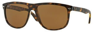 Ray Ban RB4147 Light Havana with Crystal Brown Polarized Lenses