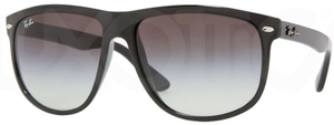 Ray Ban RB4147 Top Black with Grey Gradient Azure Lenses