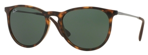 Ray Ban RB4171 Erika Light Havana w/ Green Lenses