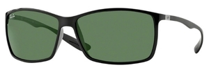 Ray Ban RB4179 Black with Green Lenses