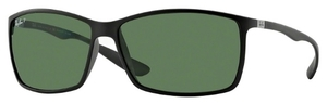 Ray Ban RB4179 Matte Black with Polarized Dark Green Lenses