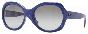 Ray Ban RB4191 Blue with Grey Gradient Lenses
