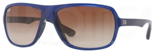 Ray Ban RB4192 Blue with Brown Gradient Lenses