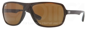 Ray Ban RB4192 Glossy Brown with Brown Lenses