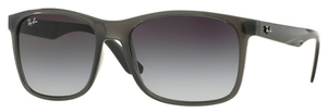 Ray Ban RB4232 Grey with Grey Gradient Lenses