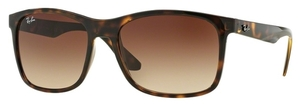 Ray Ban RB4232 Havana with Brown Gradient Lenses