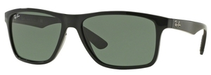Ray Ban RB4234 Black with Grey Green Lenses