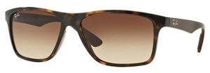 Ray Ban RB4234 Havana with Brown Gradient Lenses