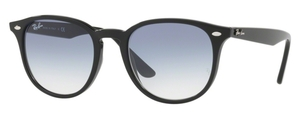Ray Ban RB4259 Black / Clear Gradient Light Blue
