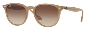 Ray Ban RB4259 Shiny Opal Beige / Brown Gradient