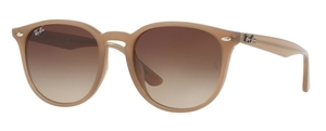 Ray Ban RB4259F Shiny Opal Beige / Brown Gradient