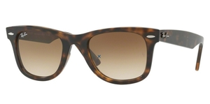 Ray Ban RB4340 Wayfarer Havana with Brown gradient