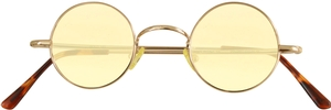 Dolomiti Eyewear RC2/S Sunglasses - Mirrors Shiny Gold with Gold Flash Mirror Lenses