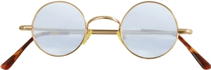 Dolomiti Eyewear RC2/S Sunglasses - Mirrors Shiny Gold with Silver Flash Mirror Lenses