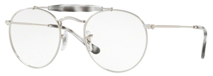 Ray Ban Glasses RC3747V Silver