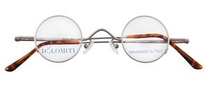 Dolomiti Eyewear RC5 Skull Satin Silver