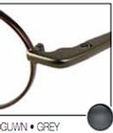 Revolution Eyewear REV353 Gun/Wine