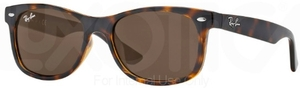 Ray Ban Junior RJ9052S Havana w/ Brown Lenses