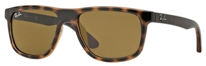 Ray Ban Junior RJ9057S Havana with Brown Lenses