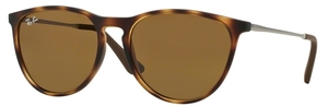 Ray Ban Junior RJ9060S Rubber Havana w/ Dark Brown Lenses