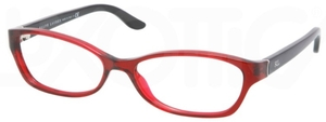Ralph Lauren RL6068 Transparent Red
