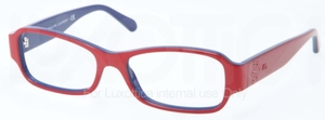 Ralph Lauren RL6110 Top Red/Havana