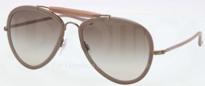 Ralph Lauren RL7038W Kaky with Gradient Green Lenses